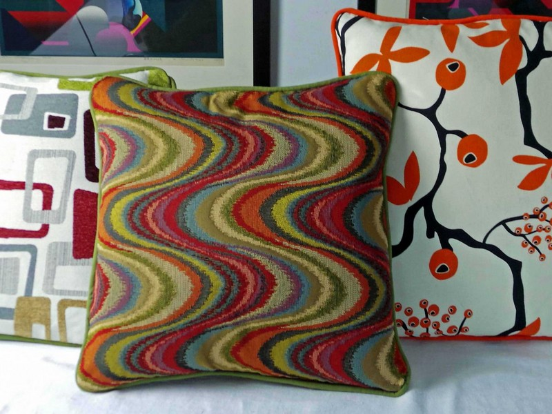 Mid Century Pillows