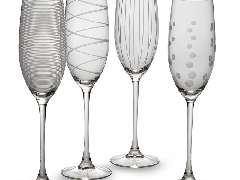 Mikasa Champagne Flutes