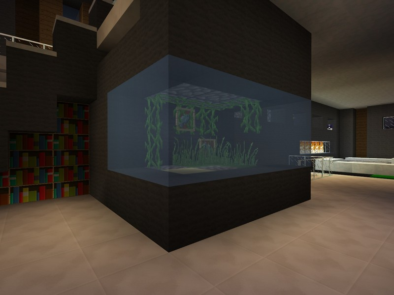 Minecraft House Decorations
