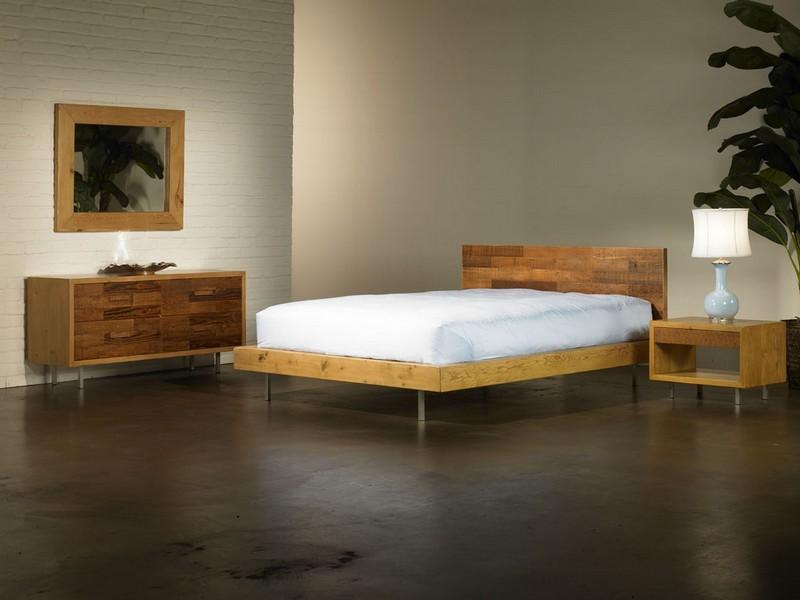 Minimalist Platform Bed Frame