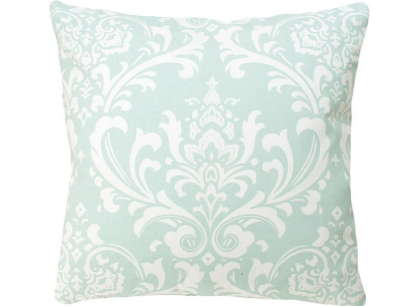 Mint Green Accent Pillows