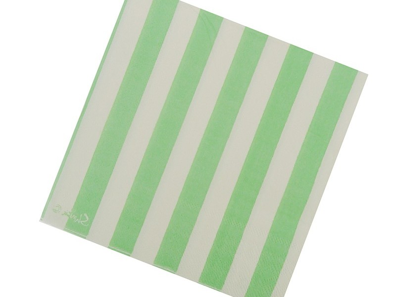 Mint Green Napkins