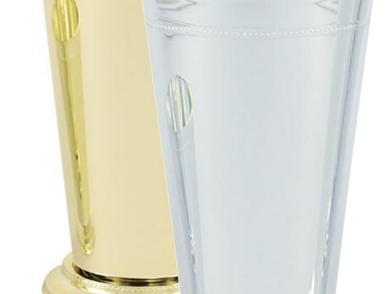 Mint Julep Glasses Plastic