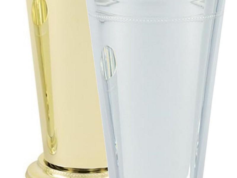 Mint Julep Glasses Plastic