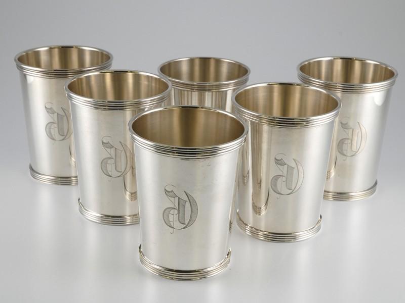 Mint Julip Cups