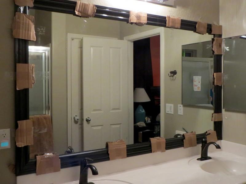 Mirror Frame Molding