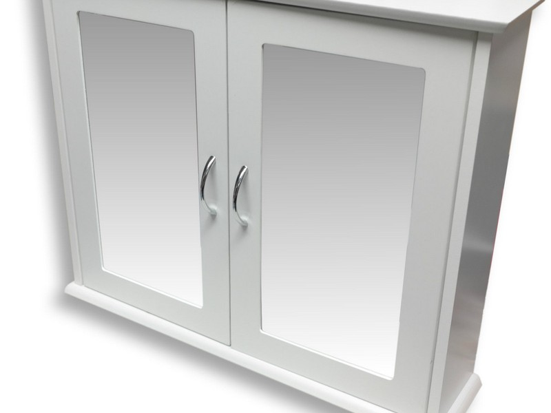 Mirrored Bathroom Cabinets Free Standing