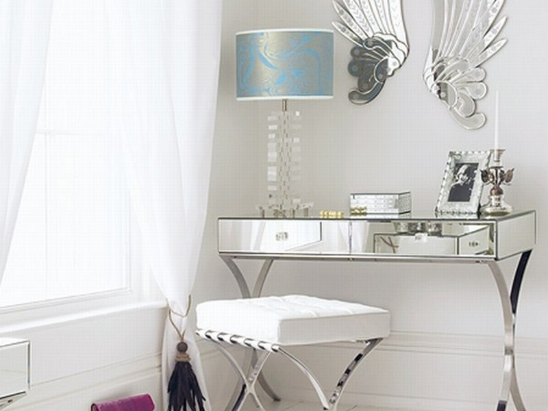 Mirrored Bedroom Furniture Sets