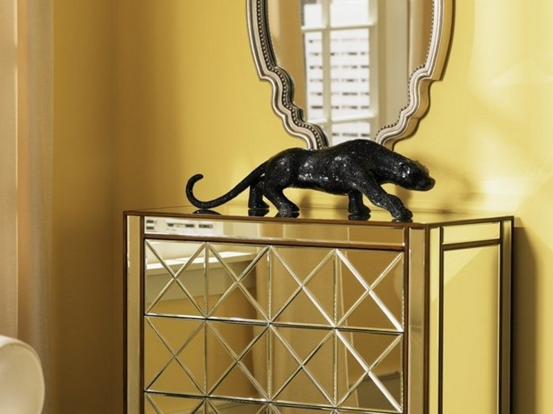 Mirrored Dresser Cheap