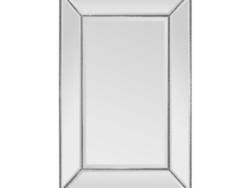Mirrored Frame Mirror