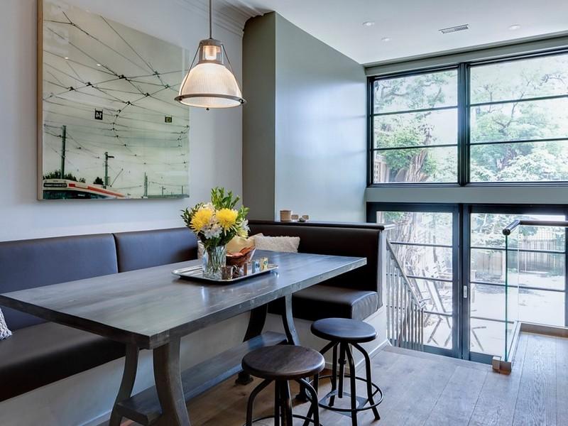 Modern Banquette Dining Sets