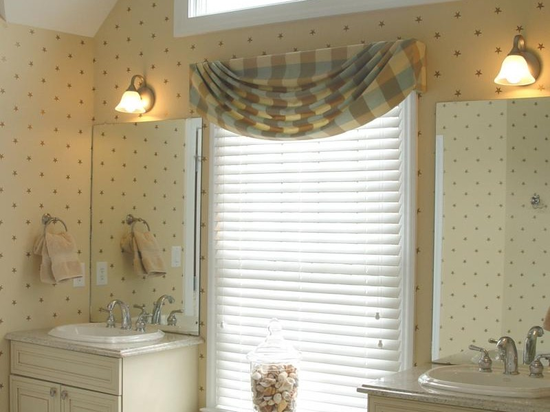 Modern Bathroom Curtain Ideas