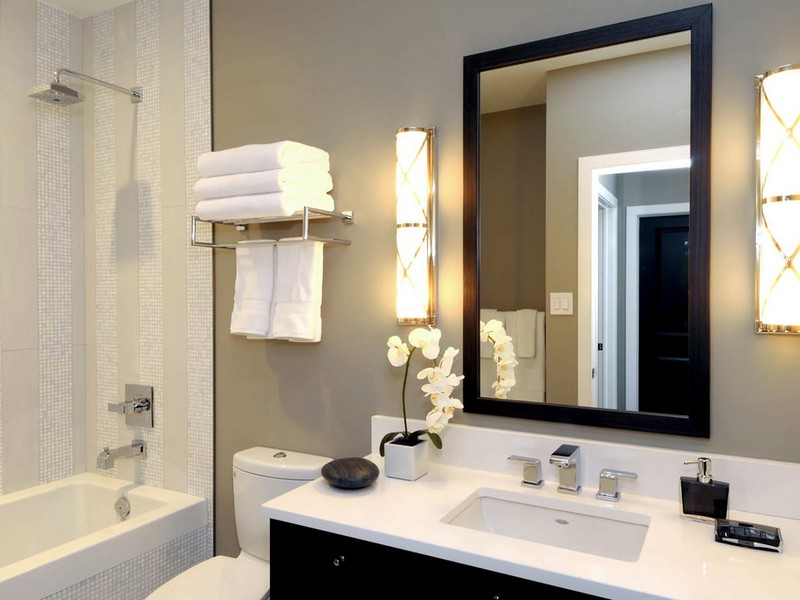 Modern Bathroom Sconce Lighting