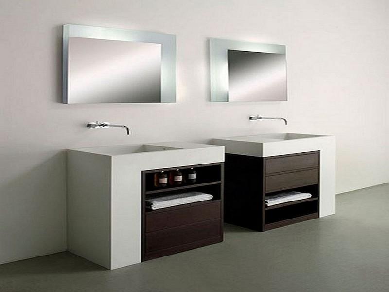 Modern Bathroom Sinks With Storage