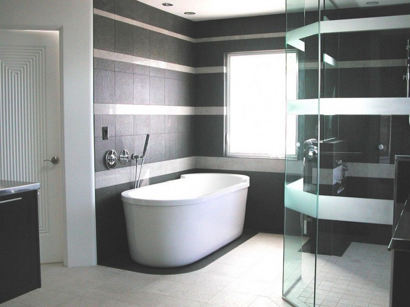 Modern Bathroom Tile Trends
