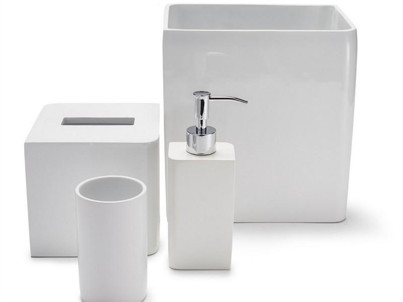 Modern Bathroom Wastebasket