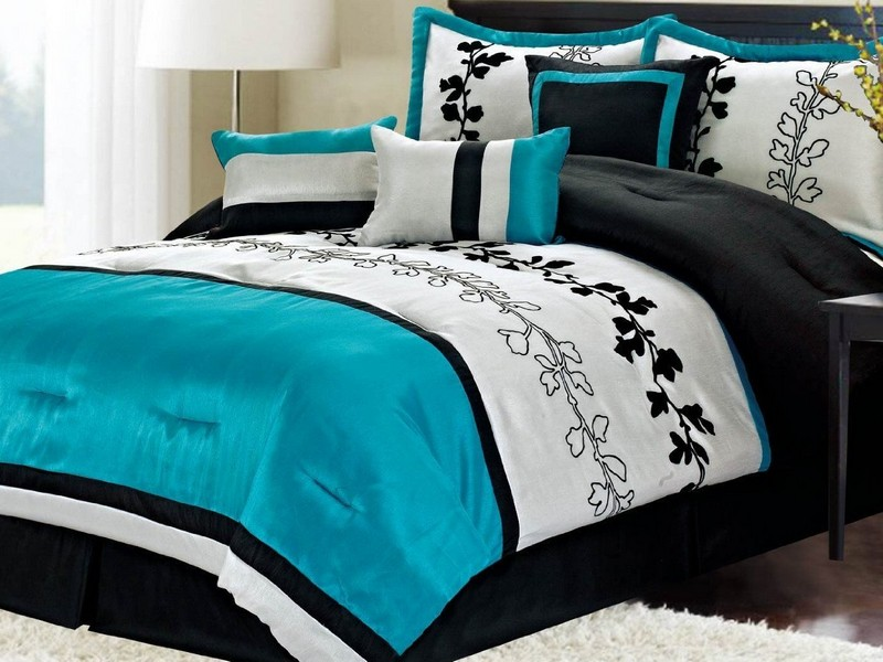 Modern Bed Sheets Design