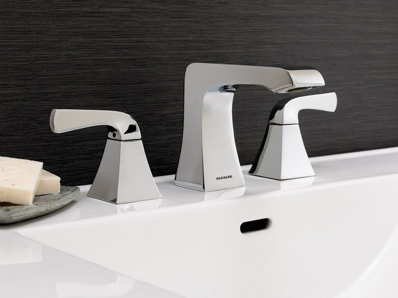 Modern Black Bathroom Faucets