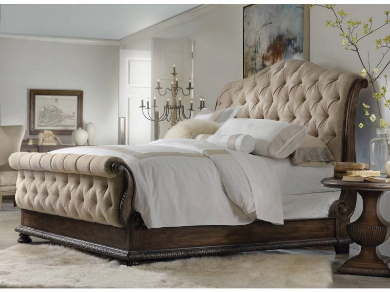 Modern California King Bed Set
