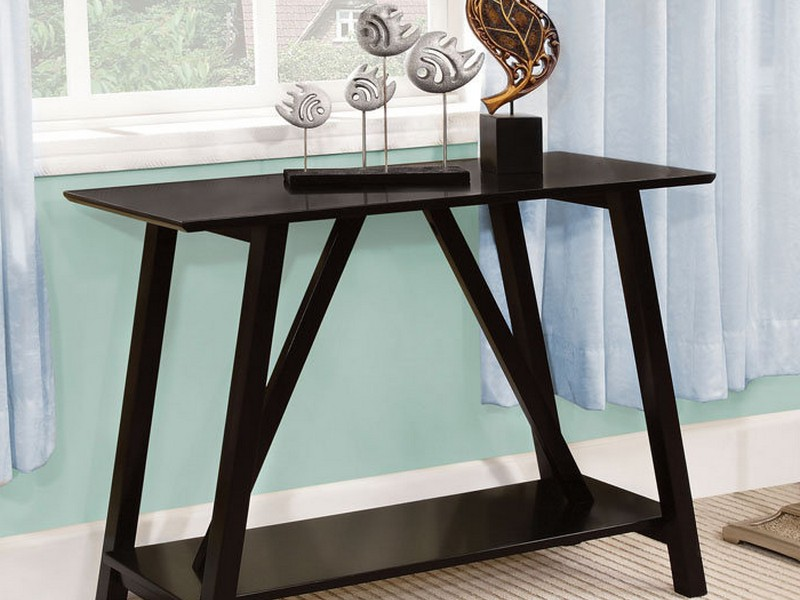 Modern Entryway Table