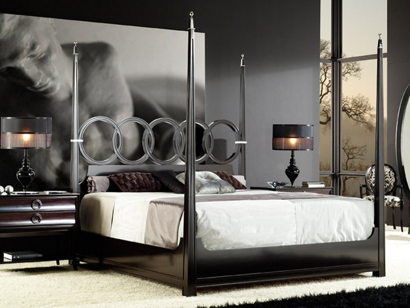 Modern Four Poster Beds