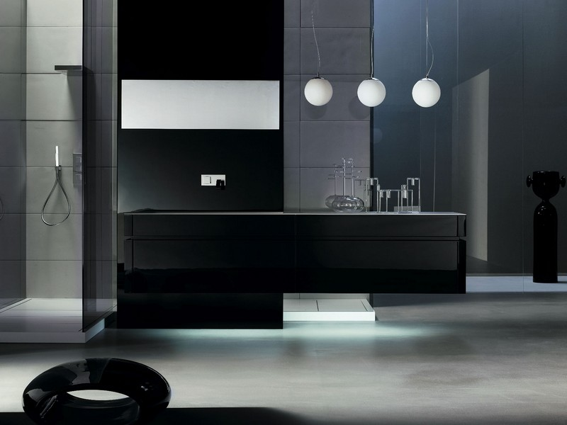 Modern Italian Bathroom Vanities