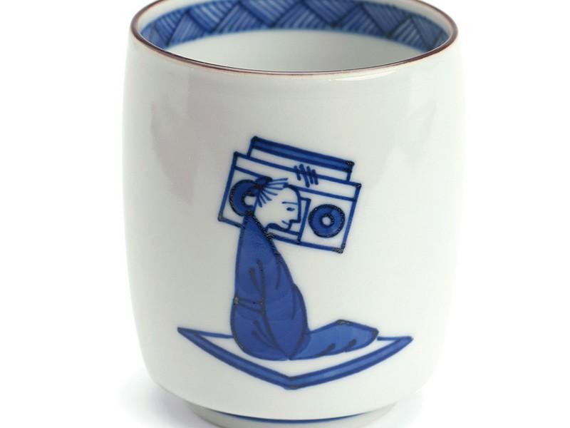 Modern Japanese Tea Cups