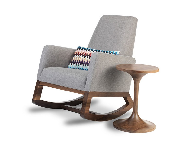Modern Rocking Recliner Chair