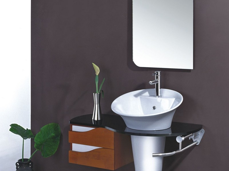 Modern Sinks For Small Bathrooms