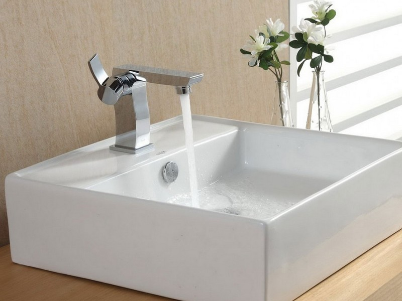 Modern Square Bathroom Sinks