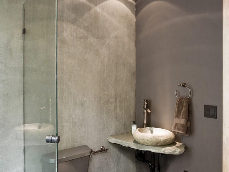 Modern Stone Bathroom Sinks