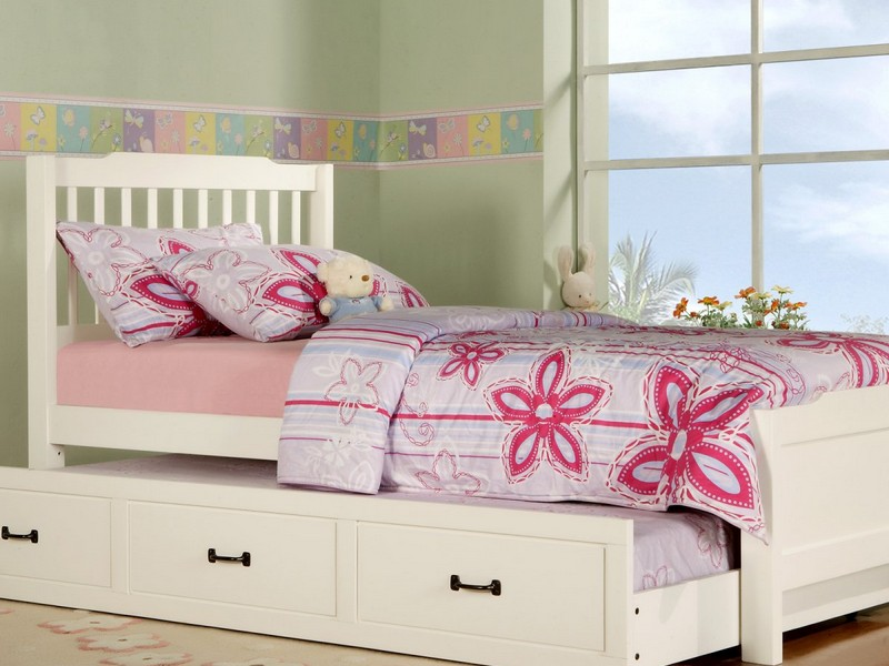 Modern Trundle Beds Kids