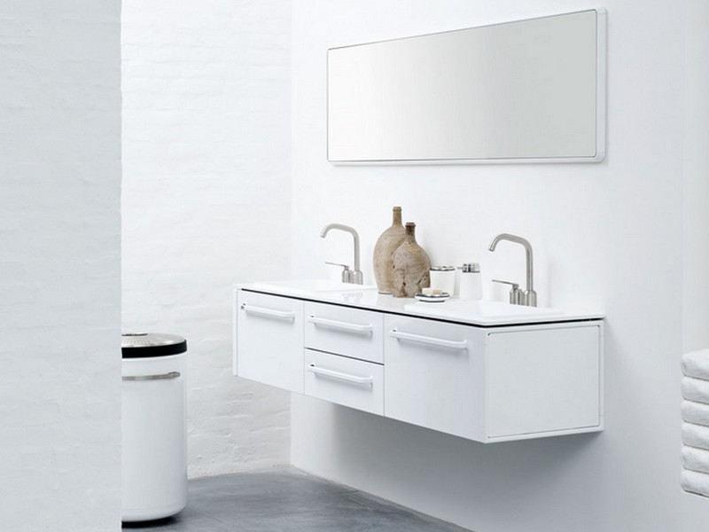 Modular Bathroom Vanity Pieces