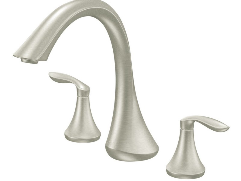 Moen Bathroom Faucets Brushed Nickel