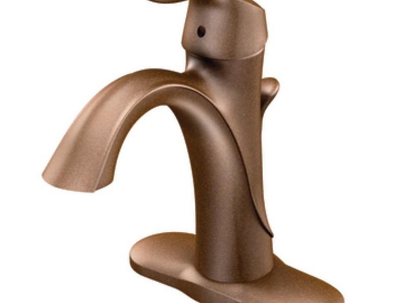 Moen Bronze Bathroom Faucet