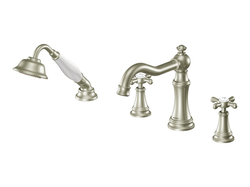 Moen Gold Bathroom Faucets