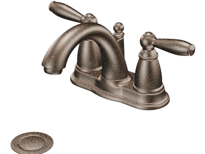 Moen Oil Rubbed Bronze Bathroom Faucets