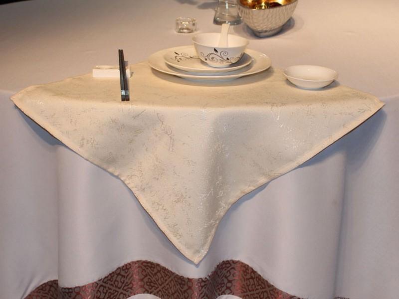 Monogrammed Cloth Napkins Wedding