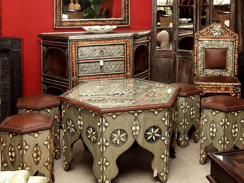 Moroccan Furniture Los Angeles