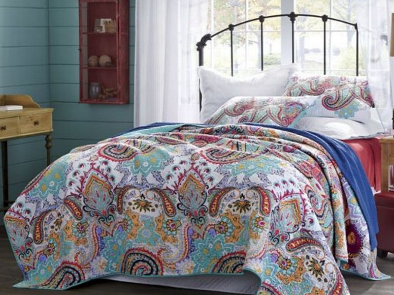 Moroccan Print Bedding