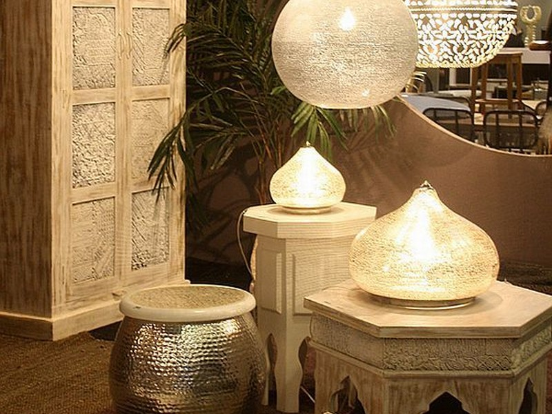Moroccan Style Light Fixtures