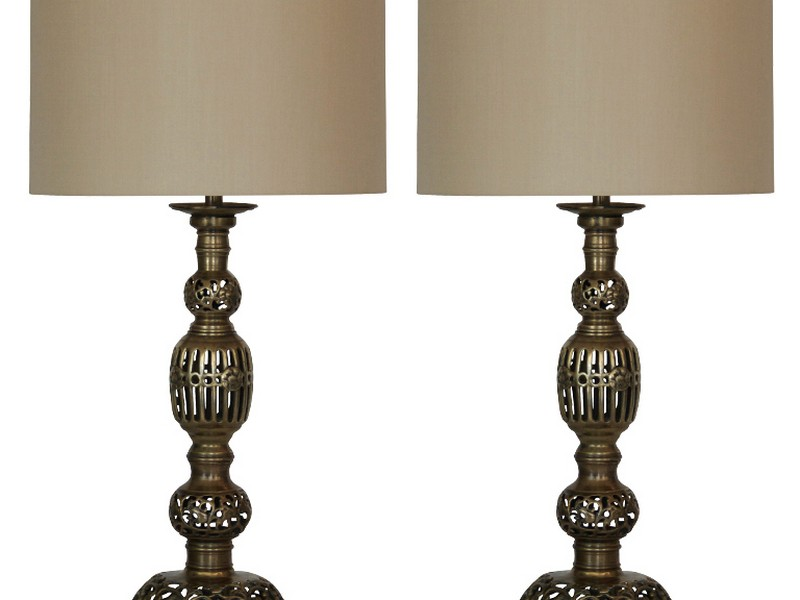Moroccan Style Table Lamps