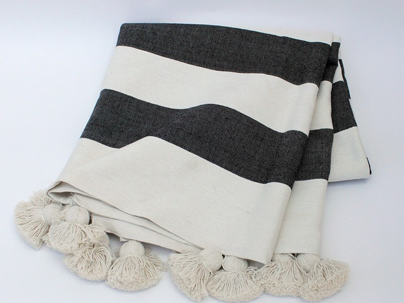 Moroccan Throw Blanket