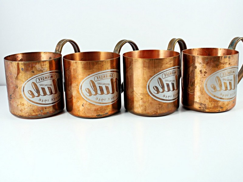 Moscow Mule Mugs Set