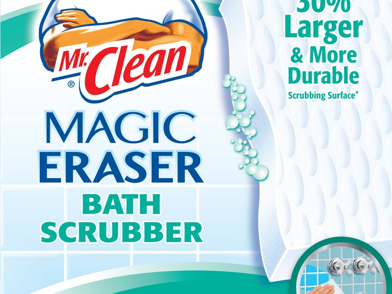 Mr Clean Bathroom Scrubber