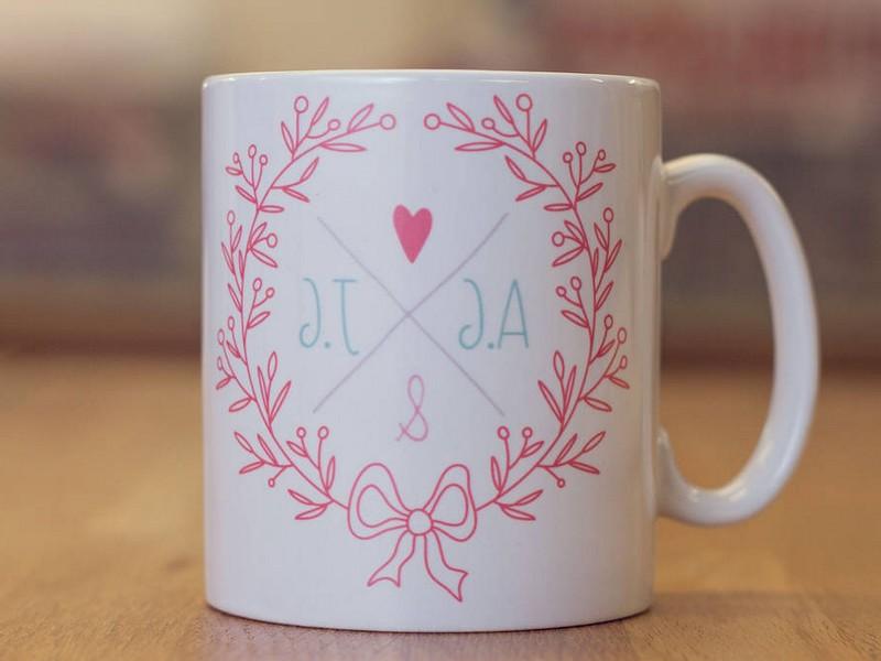 Mugs With Initials Uk