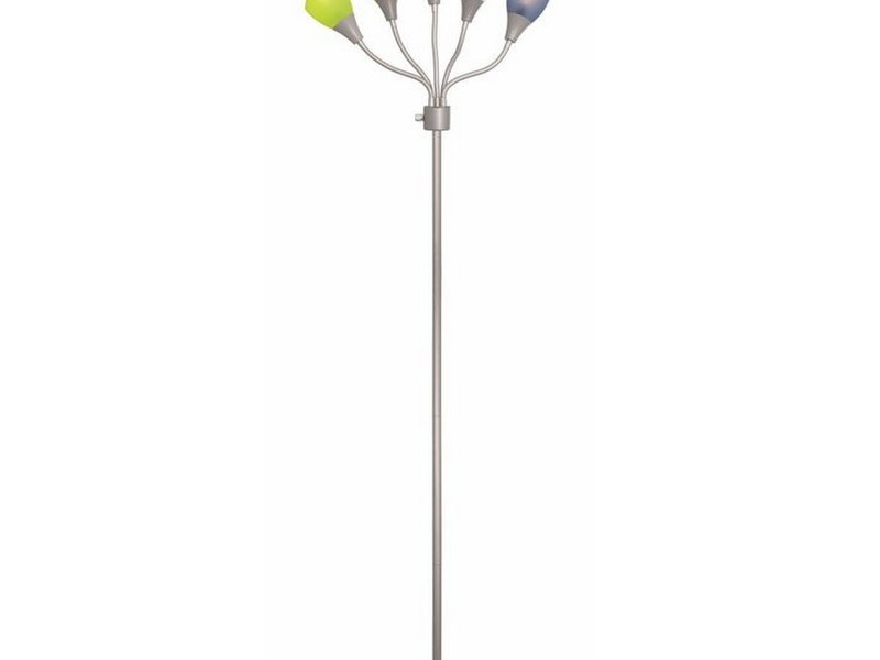 Multicolor Floor Lamp