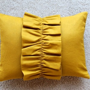 Mustard Yellow Pillows