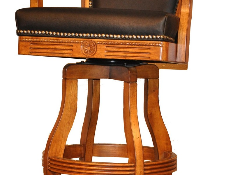 Nailhead Bar Stools