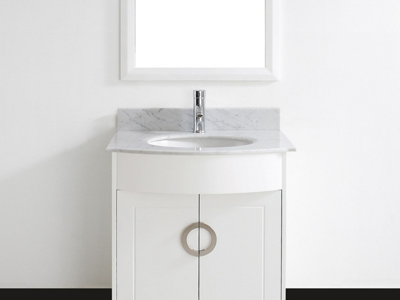 Narrow Bathroom Cabinet White